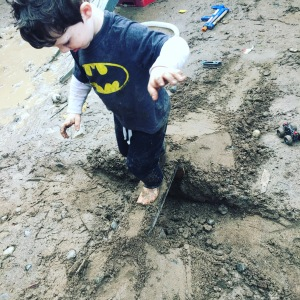 Stem learning in Mud, building a stable bridge