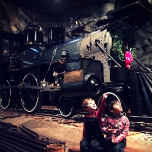 Old Sacramento Train Museum