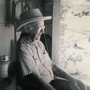 Grandpa Ted Master Gardener